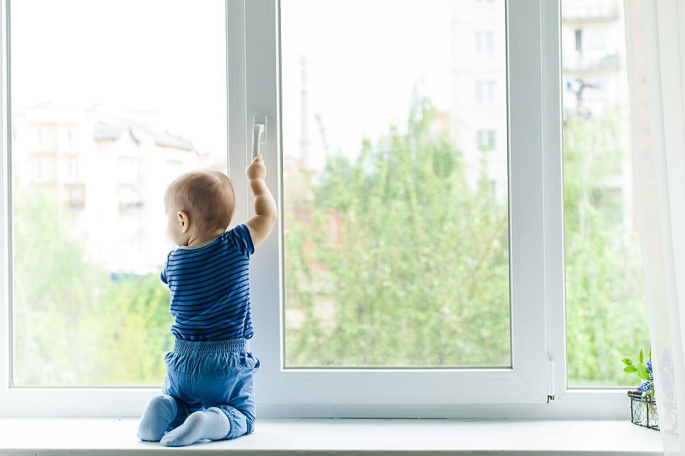 Balcones y ventanas seguros