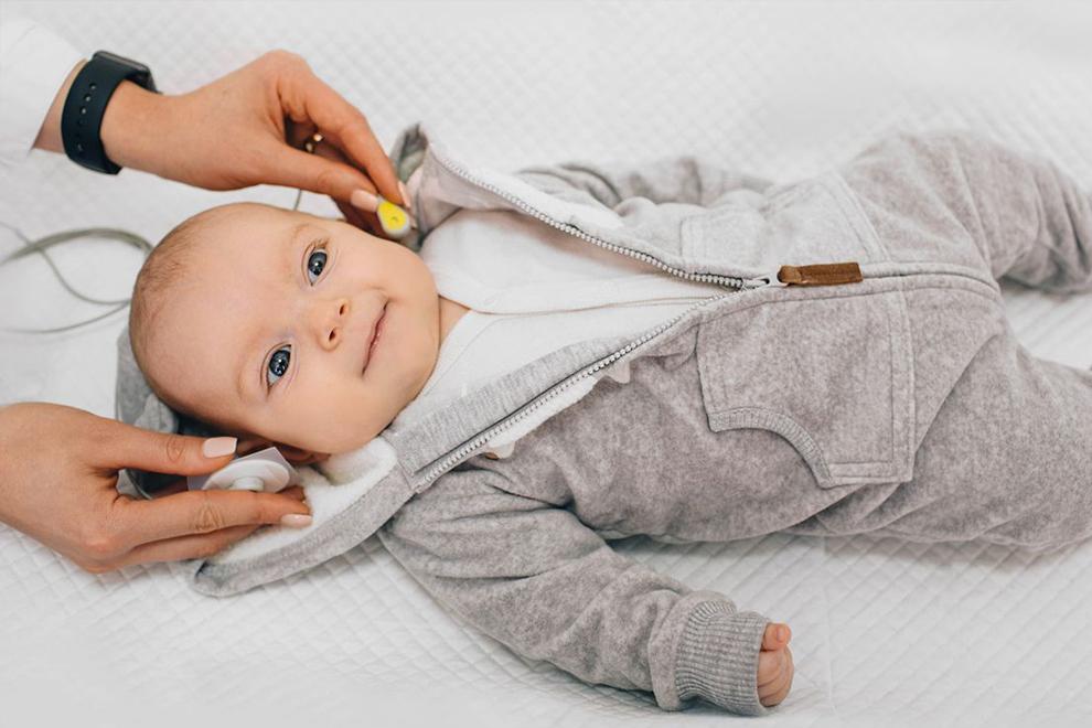 Importancia del control auditivo en el recién nacido
