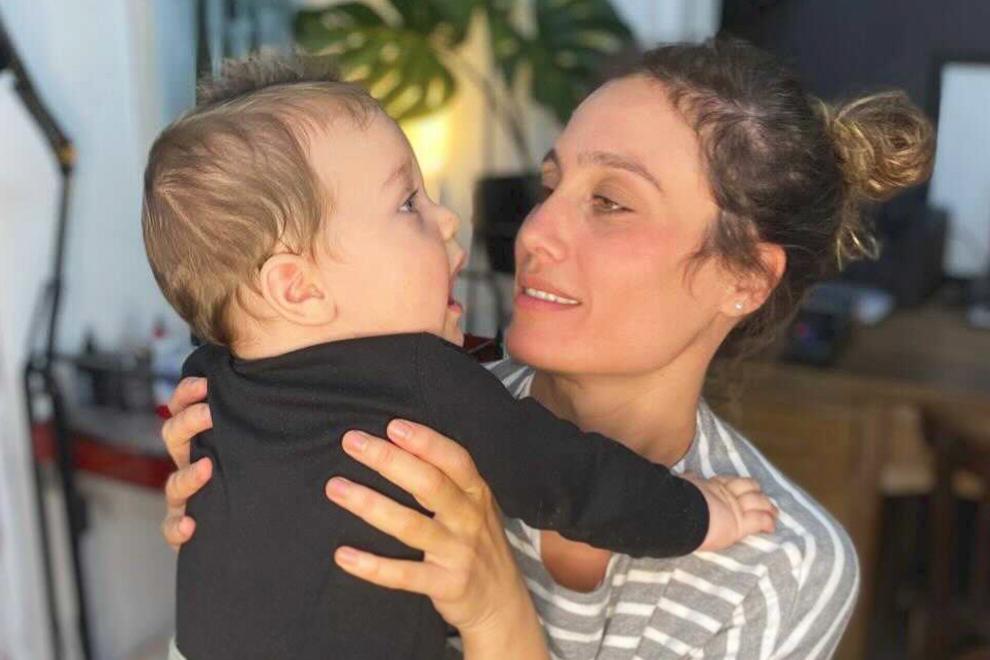 """Mercedes Oviedo mamá: """"Es el amor más grande que sentí en mi vida por alguien"""""""